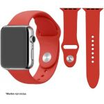 Ibroz Bracelet Apple Watch SoftTouch 44mm rouge