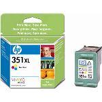 HP CB338EE - Cartouche d'encre n°351XL 3 couleurs