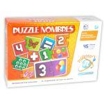 Professor PI Puzzle nombres 45 pcs
