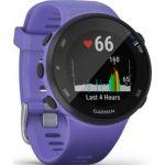 Garmin Montre sport GPS Forerunner 45 S Violet