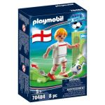 Playmobil Joueur Anglais - Sports & Action - 70484