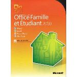 Office Famille et Etudiant 2010 [Windows]