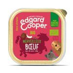 Edgard Cooper Pâtée au boeuf bio pour chien