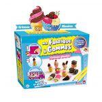 Dujardin Kit créatif Ma fabrique à gommes pack M Cremes Glacées