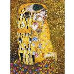 Dtoys Puzzle Klimt: Le baiser 1000 pièces