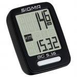Sigma BC 5.16 - Compteur vélo avec fil