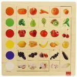 Goula Association couleurs-fruits et légumes