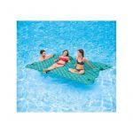 Intex Matelas gonflable de piscine géant 290 x 213 cm