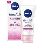 Nivea Essentials - Tagespflege 24h LSF 15