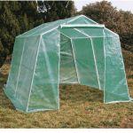 Serre de jardin 5,28 m² (220 x 240 x 215 cm)