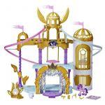 My little pony : A New Generation, La maison royale, château de 56 cm avec tyroliennes et figurine Princess Petals