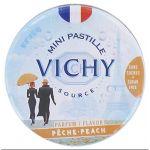 Vichy Mini Pastille Sans Sucre Pêche - 40 g