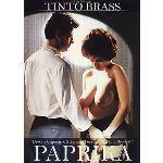 DVD - réservé Paprika - de Tinto Brass