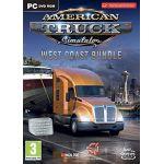 American Truck Simulator West Coast Bundle [PC]