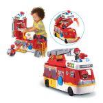 Vtech Tut Tut Copains : Super camion de pompiers