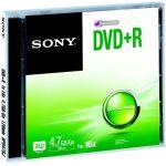 Sony 5DPR47SJ - DVD-R 4.7Go Pack de 5