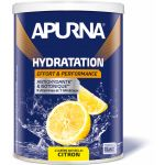 Apurna Boisson énergie Citron Pot 500 gr