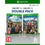 Jeu Xbox One Far Cry 4 + Far Cry 5 [XBOX One]