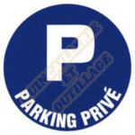 Outifrance Disque diamètre 300 mm rigide parking privé