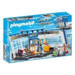 Playmobil 5338 City Action - Aéroport avec tour de contrôle