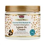 African Pride Coconut oil & Baobab oil - Leave-in cream