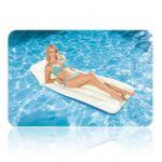 Bestway Matelas de piscine avec oreiller pré formé