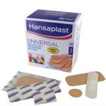 Hansaplast Boîte de 100 pansements universal