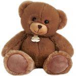 Histoire d'ours Ours Bellydou marron 40 cm
