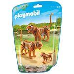 Playmobil 6645 City Life - Sachet couple de tigres avec bébé