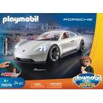 Playmobil : THE MOVIE Rex Dasher et Porsche Mission E
