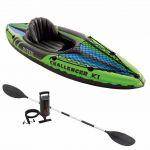 Intex Kayak Gonflable 1 Place Challenger K1