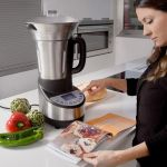 Cecomix Mix 4000 - Robot de cuisine