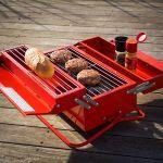 Suck uk Barbecue Toolbox à charbon