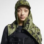 Nike Cagoule x MMW - Vert - Couleur Vert - Taille Taille unique