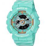 Casio Femme Baby G Chance Alarm Chronograph Watch BA-110CH-3AER