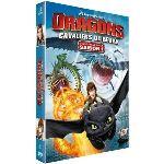Dragons : Cavaliers de Beurk - Saison 1
