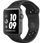 Apple Watch Nike+ 42 mm Series 3 (GPS) - Boîtier Alu Bracelet sport Nike