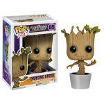 Funko Figurine Pop! Guardians Of The Galaxy : Groot Dancing