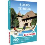 Dakota Box 4 jours de break - Coffret cadeau