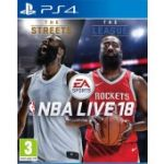 NBA Live 18 sur PS4