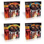 Barbecue à charbon de bois 33 x 43 cm