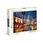 Clementoni Montmartre, Paris - Puzzle 1500 pièces