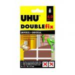 UHU Adhésif double face ultra fort universel