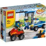 Lego 4636 - Briques : Set de construction police