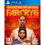 Far Cry 6 Gold Edition [PS4]