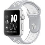 Apple Watch Nike+ 42mm - Montre connectée Boîtier alu avec Bracelet Sport Nike
