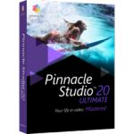 Pinnacle Studio 20 Ultimate pour Windows