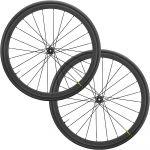 Mavic Ksyrium Pro Carbon UST - Disc CL Shimano/SRAM M-28 noir Paires de roues vélo de route