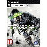 Splinter Cell Blacklist sur PC