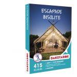 Dakota Box Escapade insolite - Coffret cadeau 415 séjours
